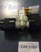 Recambio Tecma Electroválvula (VAI) Tecma 24V T-PF.P15 V JT0903