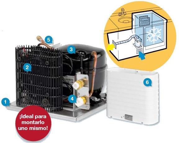 refrigeracion Dometic