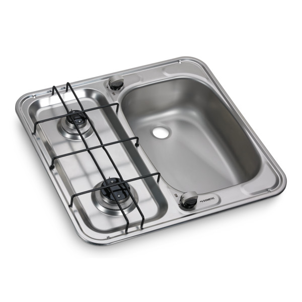 Gas hob and sink HS 2460 R Dometic 9103301752
