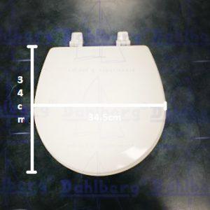 Tapa inodoro modelo serie 800 /1000 Dometic/Sealand 385344436